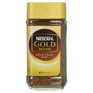 「もはやインスタントコーヒーではない」、アマゾンでレギュラーソリュブルコーヒーのネスカフェ ゴールドブレンド 135gが725円。