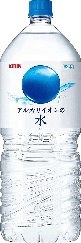 アマゾンタイムセールでキリン アルカリイオンの水 PET 2L×9本の割引クーポンを配信中。