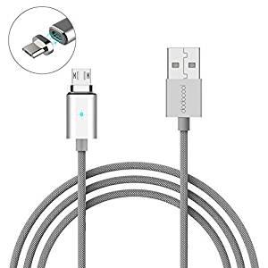 アマゾンでdodocool Micro USB磁力ケーブルが1399円⇒979円。