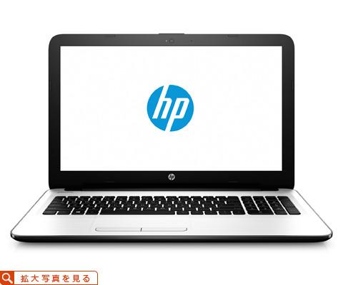 NTT-XストアでHP15ay 15.6型ノートパソコン/Win10/Celeron/フルHD/500GB/mem4GBが32800円。