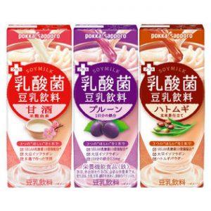 サンプル百貨店で三ツ矢 新搾り、 TEAS' TEA NEW AUTHENTIC 日本の紅茶、ポッカサッポロ プラス乳酸菌豆乳飲料が1本39円~59円で投げ売り中。