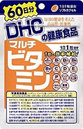 アマゾンでDHC マルチビタミン (60日分) が648円⇒432円。ネイチャーメイドとくらべて圧倒的コスパ。