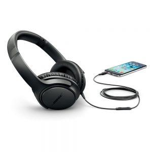 アマゾンでBose SoundTrue around-ear headphones II  ヘッドホン 密閉型 AE II IP CBKが15984円⇒12170円。