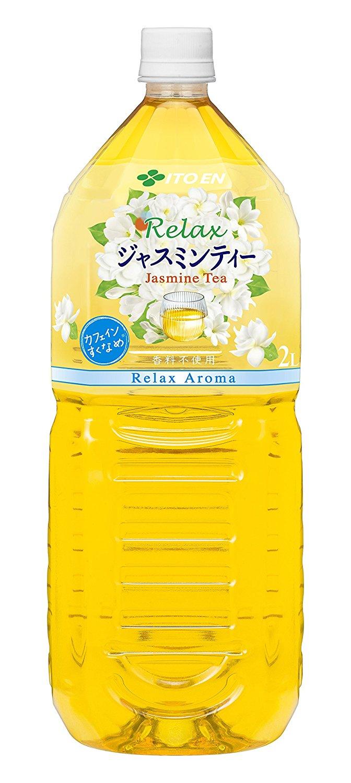 伊藤園 Relax ジャスミンティー (2L×6本)×2箱が3284円⇒1950円、1本162円。