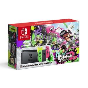 ジョーシンで『Nintendo Switch スプラトゥーン2セット』が抽選で定価で販売予定。
