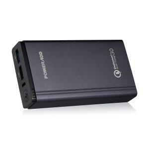 アマゾンで「Quick Charge 3.0対応」Poweradd モバイルバッテリー 10050mAhが1699円⇒1359円。