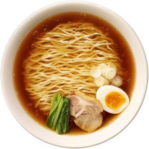 アマゾンでマルちゃん正麺醤油味 5P×6個が2418円⇒1692円、1袋56円。
