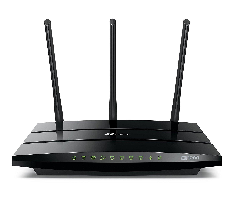 アマゾンタイムセールでTP-Link WIFI 無線LAN ルーター 11ac/n/a/b/g 867 + 300Mbps Archer C1200が5615円⇒5042円
