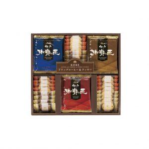 アマゾンで神戸の珈琲の匠&クッキーセットが2582円⇒1023円。在庫少なめ。