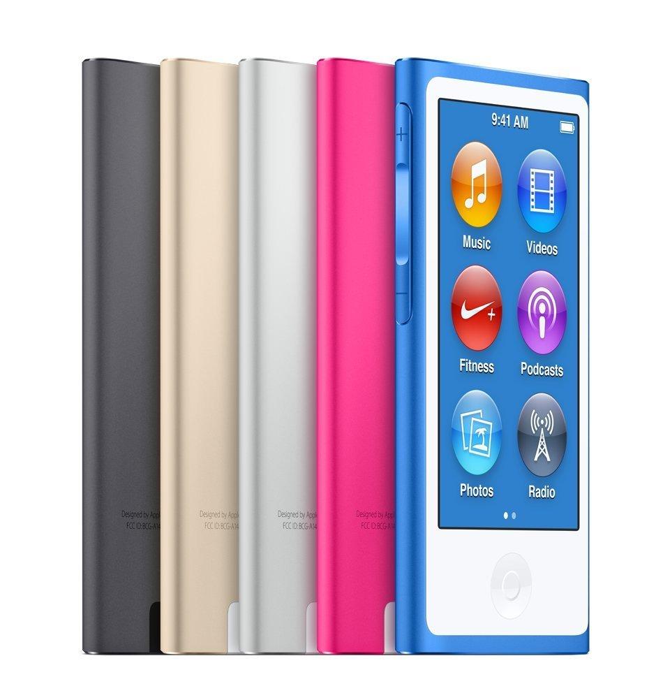 AppleのiPod nanoとshuffleが販売終了へ、アマゾンでは在庫限り販売中。