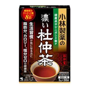 モラタメで小林製薬の濃い杜仲茶が抽選で2000名に当たる。~7/14 9時。