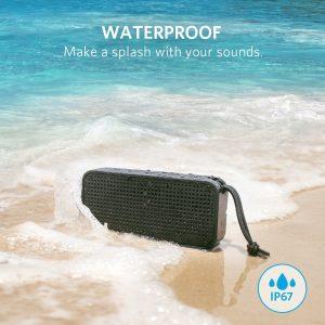 アマゾンでAnker SoundCore Sport XL ポータブル Bluetooth スピーカー  A3181011が5999円⇒4799円