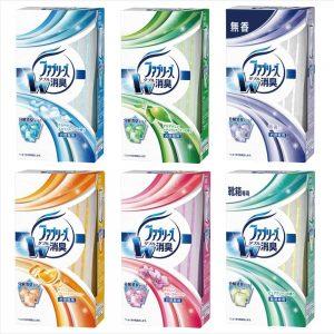 アマゾンでファブリーズ 消臭剤 置き型 無香 つけかえ用 130g×4個が993円⇒798円。