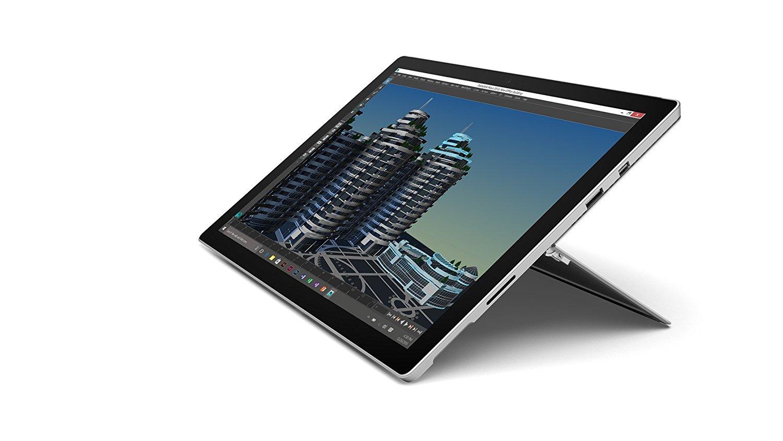 アマゾンタイムセールでマイクロソフト Surface Pro 4(Core m3/4GB/128GB) FML-00008が10万⇒7.5万円。~8/22。