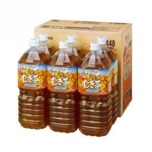 【悲報】アマゾンでお茶がキロ単位で売られる新たな手口。伊藤園 健康ミネラル むぎ茶 2L×6本が1380円、1kgあたり115円。