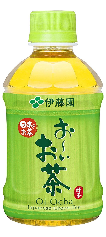 【買うな】アマゾンで伊藤園 おーいお茶 緑茶 280ml×24本が3110円⇒1632円、1本68円。
