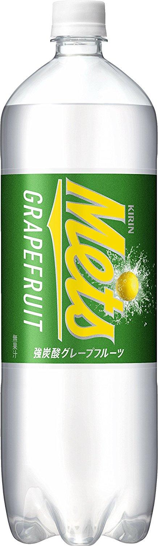 アマゾンパントリーで「キリン メッツ グレープフルーツ 1500ml」が346円⇒116円。