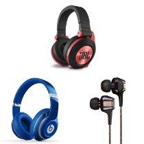 アマゾンでJBL、Beats、JVC、BOSE、SONYのヘッドホン、イヤホン、スピーカーが特選タイムセール。