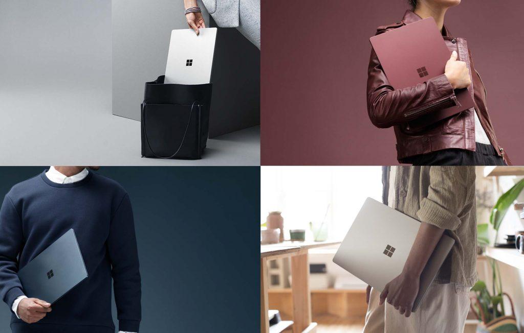 マイクロソフトが13.5型ノートPC「Surface Laptop」に新カラーを追加。Core i5/mem8GB/SSD256GBで売値は13万円ぐらい。8/24~。