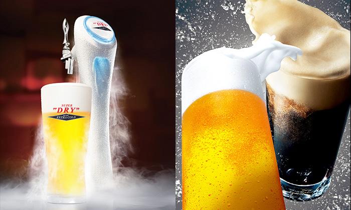 グルーポンで「アサヒビール園、スーパードライ」などアサヒビール直営店の全国30店舗で使える5,000円分のお食事券が1,000円で販売中。