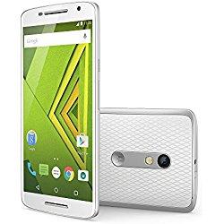 アマゾンタイムセールでMotorola(モトローラ) SIMフリースマートフォン Moto X Playが2万⇒14617円。