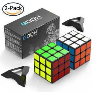 アマゾンでスピードキューブ QOOH 競技専用ver.2.0 世界基準配色 2個 セット が30%OFF。~8/12。