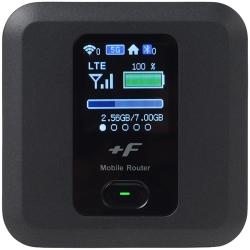 NTT-Xストアで富士ソフト SIMフリー モバイルWiFiルーター LTE 11ac対応が9980円。