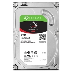 NTT-XストアでNASやサーバー用高信頼性HDD「Seagate Guardian IronWolfシリーズ 3.5インチ内蔵HDD 2TB」が7980円。