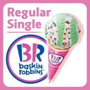 ポチッとギフトで先着3141名にサーティワン アイスクリーム レギュラーシングルギフト券を買うと同じものが貰えて実質半額。~10/5。