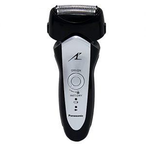 アマゾンタイムセールでパナソニック ラムダッシュ メンズシェーバー 3枚刃 お風呂剃り可 黒 ES-AST2A-Kが6280円⇒5880円。