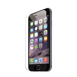 アマゾンでiPhone6/6s/7/SE/8 用強化ガラスフィルムが98円。