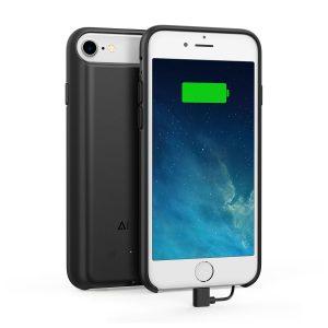 アマゾンでAnker PowerCore Case iPhone 7 / 8用 (2200mAh バッテリー内蔵ケース) が3999円⇒2999円。