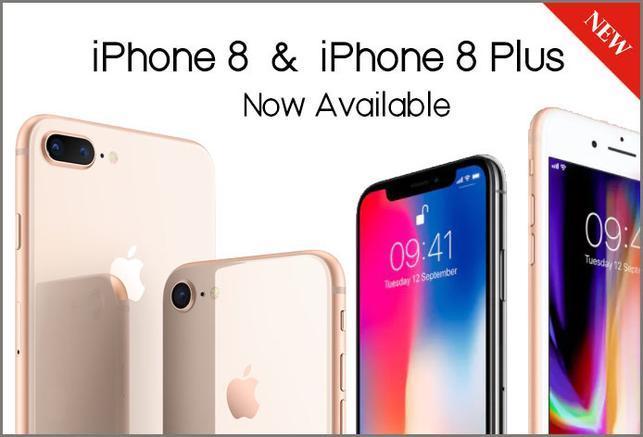 iPhone8/8Plusの海外版SIMフリー機種がETORENとEXPANSYSで販売開始。シャッター音は消せるが特に安くはない。