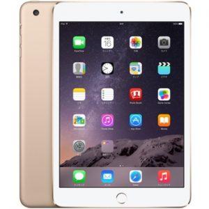 楽天でApple iPad mini 3 Wi-Fiモデル 128GB MGYK2J/Aが21400円。