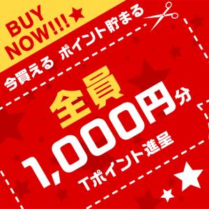 ヤフオクで特定条件出品物を落札すると1000Tポイントがもれなく貰える。~10/31。