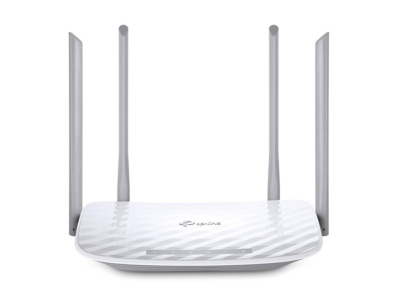 アマゾンタイムセールでTP-Link WIFI 無線LAN ルーター Archer C50が3680円⇒3200円。ただしWAN/LANが100Mbpsまで。