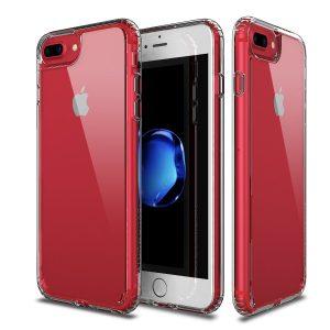 アマゾンでPatchworks iPhone8 Plus / iPhone7 Plus ケース Lumina Case クリアが1360円⇒500円。