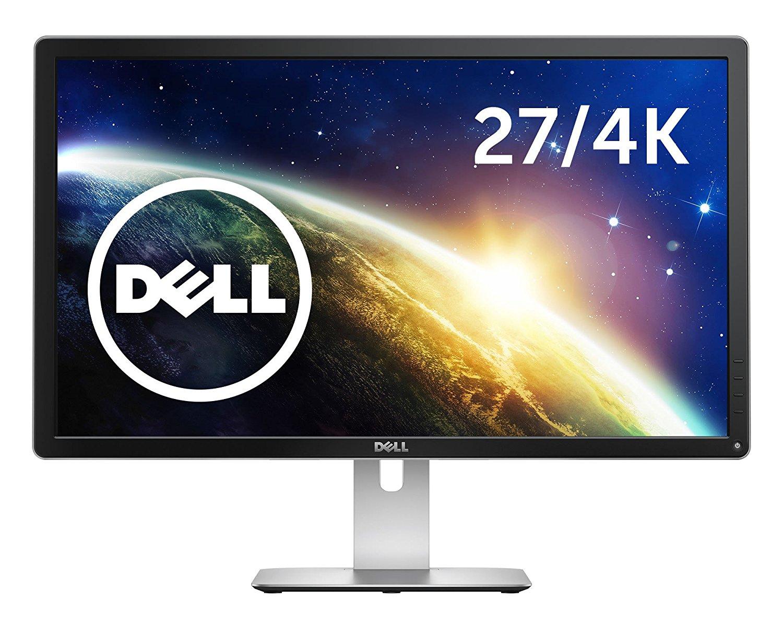 アマゾンでDell ディスプレイ モニター P2715Q 27インチ/4K/IPS非光沢が64800円⇒49890円、更に10%OFFクーポン。