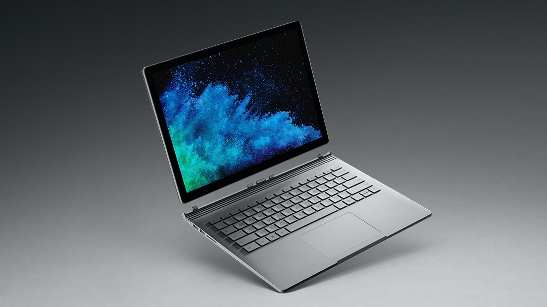 マイクロソフトSurfaceBook2が発売へ。13.5インチでキーボード着脱式2in1ノートPCで1534g重すぎ20万円なり。