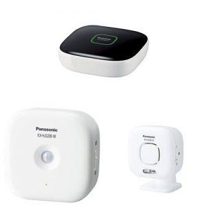 アマゾンでPanasonic スマ@ホーム ホームユニット KX-HJB1000-W + 人感センサーが半額。