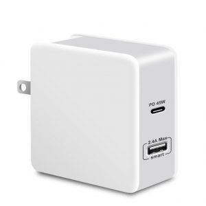 アマゾンでdodocool 2ポート USB急速充電器 QC3.0 18W+Type-C 15W 折りたたみ式プラグ搭載が35%OFFクーポンを配信中。~11/15。