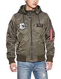 アマゾン特選タイムセールでアルファインダストリーズのジャケットなどが投げ売り中。
