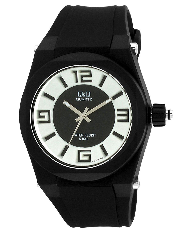 アマゾンでCITIZEN Q&Q アナログ腕時計が13958円⇒1598円。