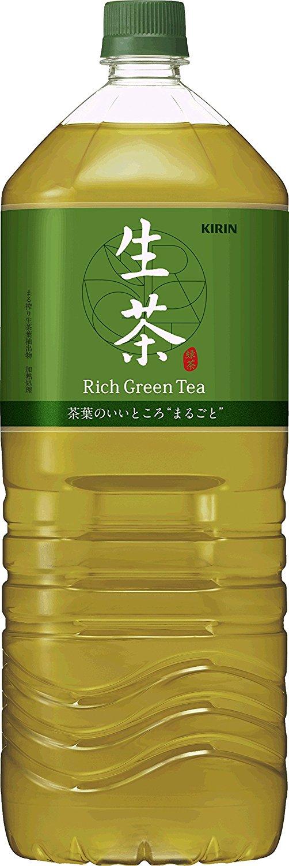 アマゾンタイムセールでキリン 生茶 PET 緑茶 (2L×12本)が1773円から更に投げ売り中。