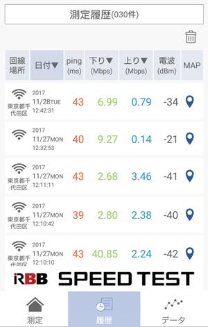 【悲報】UQモバイル、昼12-13時に言うほど速くない。しかしテザリングは実用的。