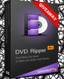 WonderfoxでハロウィンキャンペーンでDVD Ripperなど9製品が無料配信中。~11/5。