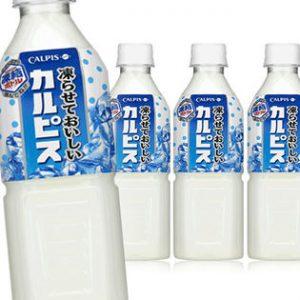 サンプル百貨店で「アサヒ 特産三ツ矢 鳥取県産二十世紀梨」「凍らせておいしい「カルピス」 」が1本40円ぐらいで投げ売り中。