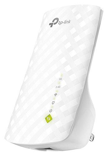 アマゾンでTP-LINKの無線LAN中継器 11ac対応 11ac/n/a/g/b 433+300Mbps 3年保証 RE200 が2380円。