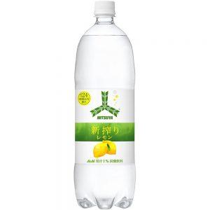 アマゾンでアサヒ飲料 三ツ矢 新搾り レモン 1500ml×8本が1894円から割引クーポンを配信中。