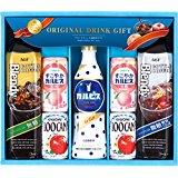 アマゾンでカルピス&ブレンディ&カゴメ飲料ギフトが506円。
